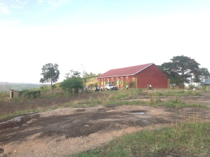 church building Kyenjojo